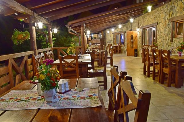 Зелена Садиба - курорт